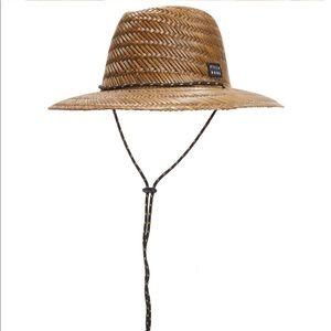 🌊 NWT Billabong 'NOMAD' straw hat